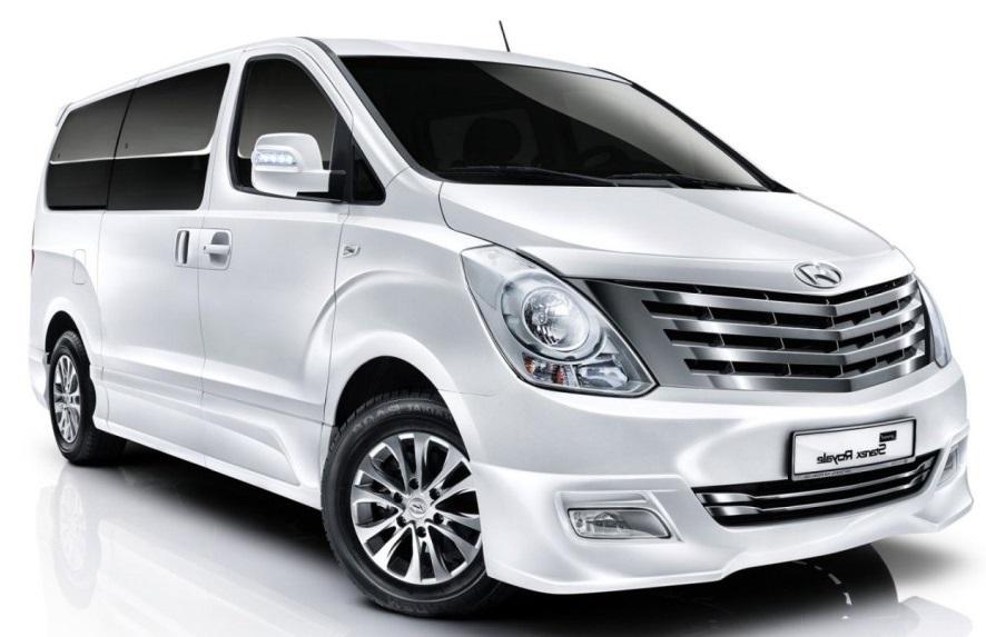 Hyundai Starex A Alpianza Car Rental