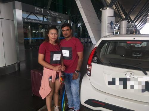 Klia car rental myvi
